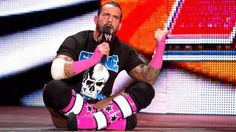 Ever wonder what it would look like if DX rode to WCW on a pink tank? Wonder no more, as WWE.com re-imagines classic moments hued in pink in honor of Breast Cancer Awareness Month.