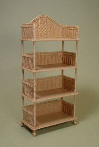 Four-Tier Etagere