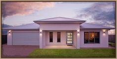 Hotondo Homes - Jamieson 222 Hotondo Homes, Display Homes, New Home Designs, Open Plan, Ideal Home, My Dream Home, Beautiful Homes, House Plans, Modern Design