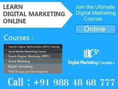 dmc introduces digital marketing courses for Online Digital Marketing Courses, Social Media Marketing Courses, Online Courses, Seo Training, Marketing Training, Course Search, Search Engine Marketing, Chennai, Web Design