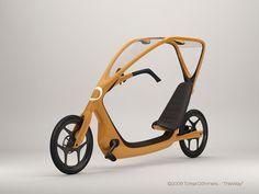 Torkel Dohmers bike concept