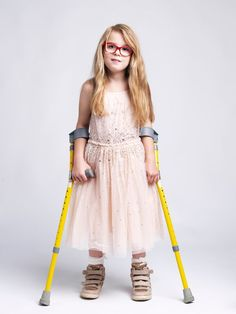 This 8-Year-Old With Cerebral Palsy Is Launching a Modeling Career