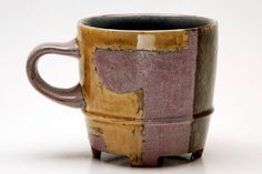Earthenware Mug by dougpeltzmanpottery on Etsy, $58.00