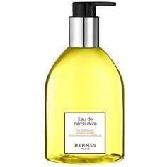 Hermes Beauty Eau De Néroili Doré Hand & Body Cleansing Gel/10 Oz. (784.995 IDR) ❤ liked on Polyvore featuring beauty products, bath & body products, body cleansers, bath & body, beauty, orange, soaps & cleansers, flower perfume, cologne perfume and blossom perfume