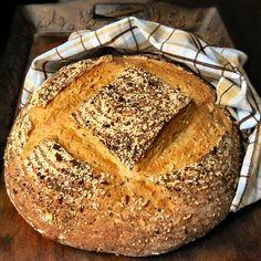 Multi Grain Banana Bread | Breads & Rolls | Pinterest | Banana Bread ...