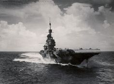 WARSHIP Royal-Navy-used-aircraft-carrier-HMS-Illustrious-to-launch-air-strikes-against-warships-in-the-Italian-port-Taranto