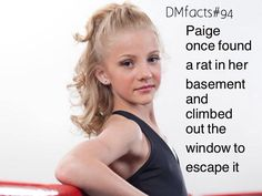 Dance moms facts by dancemomsfanpage