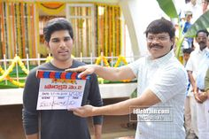 Allu Sirish - Sri Shailendra productions production No. 2 film launch http://www.idlebrain.com/news/functions1/muhurat-allusirish-srishailendraprofilm.html