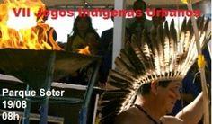 Campo Grande: Parque Sóter sedia Jogos Indígenas Urbanos no domingo