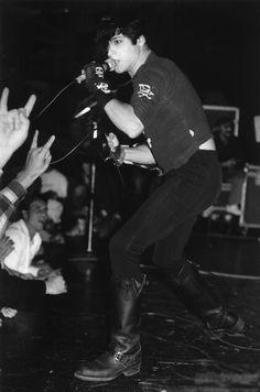 Glen Danzig The Misfits