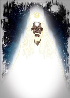Orisha and Planets – Freedom Vidya Ifa Religion, Orishas Yoruba, African Mythology, Yoruba People, Warrior King, Black Anime Characters, Fictional Characters, Afro Art, Gods And Goddesses