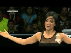 TNA Impact  12/2/15 Gail Kim Vs  Tigre Uno