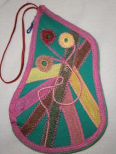 mod con flores de crochet