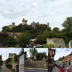Arundel is a lovely place to wander around. I feel lucky it's on my doorstep. @marshacollier add it to your collection of English castles visited.