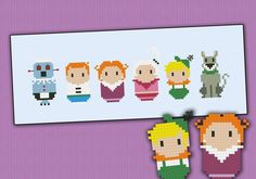Featuring: Rosie the robot, George, Jane, Judy, Elroy and Astro the dog