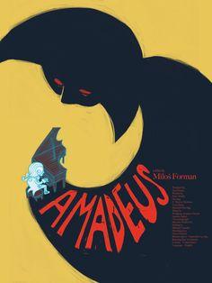 Amadeus poster (Natalie Suarez)