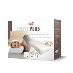 Poduszka ortopedyczna do spania Sissel Plus - dostępna na www.OrtoModa.pl