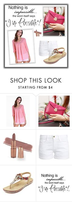"""""""fashion"""" by mersy-123 ❤ liked on Polyvore featuring Frame and WALL"""