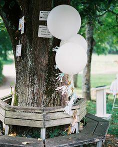 Entspannte Boho Hochzeit im Freien von Katja Scherle Festtagsfotografien   Hochzeitsblog - The Little Wedding Corner
