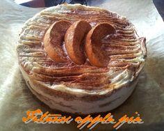 Apple pie (z ovesných vloček)