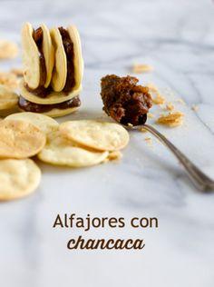 Alfajores con chancaca atoradores / Molasses Alfajores - En Mi Cocina Hoy