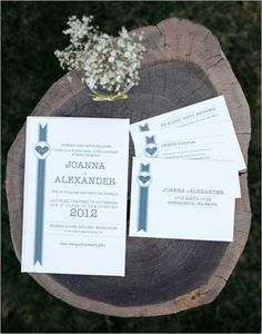 Free Hip Wedding Invitation - Weddbook