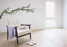 Wisteria Wall Decal Sticker Wall Decal at AllPosters.com