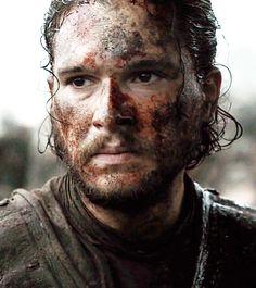Kit Harington - Game of Thrones Saison 6 Ep9