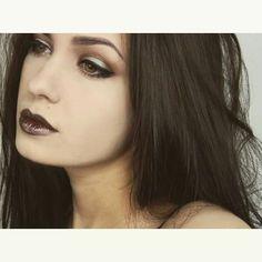 Luna Darko Make Up, Characters, People, Youtube, Figurines, Makeup, Beauty Makeup, People Illustration, Youtubers