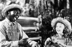 Bill (Bojangles) Robinson , from Richmond, starred in many film and stage productions. Shown here with Shirley Temple.