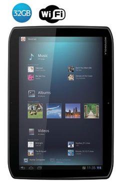 Tablet Xoom 2 MZ607 Tela 8.2, Wi-Fi, Android, Processador Dual Core 1.2Ghz, Câmera 5MP, Memória 32GB - Motorola