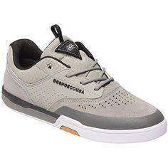 DC Shoes Mens Dc Shoes Cole Lite 3 S - Performance Skate Shoes - Men - Us  11 - Grey Grey Black Us 11   Uk 10   Eu 44.5 b6275e3277047