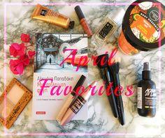 Beauty Project: Αγαπημένα Απριλίου ●  April Favorites