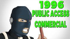 PERVERT PETE DVD COMMERCIAL! (1996 Public Access Commercial)