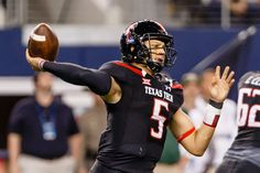Team:Texas Tech Red Raiders  2014 record:4-8 (2-7 Big 12)  Recap:The Red Raiders came into last seasonlooking to ride on the shoulders of quarterback Davis Webb after winning the Holiday Bowl in 2013.They started the season off with …