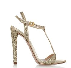 Miu Miu sequined sandals