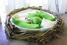 Baby Bird Bedroom