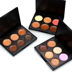 'Essentials ' Full Cover Corrector Contour Cream Foundation For All Skin Tones