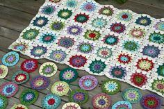 crochet blanket!