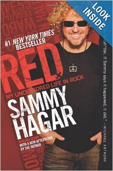Sammy Hager was the lead singer of Van Halen for 11 years.  But he is much more than a rock and roll star.  He created the Cabo Wabo Tequila brand, owns several beach bars and ran a mountain bike company.  This book is filled with great rock and roll stories. Sammy continues to sing and write songs and will keep us entertained for many more years.