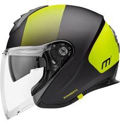 STADIUM Old Classic Style Black /& White Motorcyle Bike Jet Crash Helmets STICKER