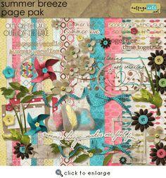 Summer Breeze Page Pak