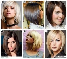 2013/2014 trends - medium bob style.  links in post.
