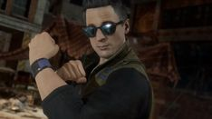 Johnny Cage Confirmed for Mortal Kombat 11 - Niche Gamer Mortal Kombat 3, Johnny Cage, Hollywood, Video Game News, Video Game Characters, Fighting Games, Street Fighter, Warner Bros, Actors