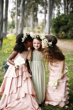 435a5c0c2c3 Cute Little Flower Girls Dresses Sparkle Your Wedding 2014