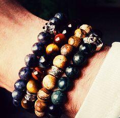 3 Colour By Gemini Bracelets