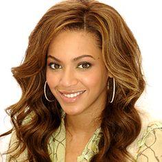 Beyoncé | Chocolate-Caramel Curls #curlsensation #Beyonce www.paulmitchell.edu