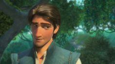 "Rapunzel & Flynn in ""Tangled"" - disney-couples Screencap"
