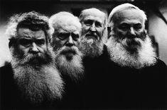 with beards comes wisdom