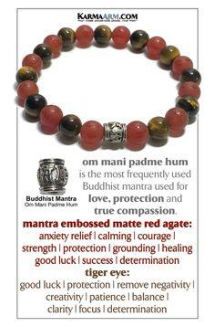 adjustable bracelet Blue tiger eye bracelet with stainless steel lotus Prosperity and abundance bracelet enlightenment